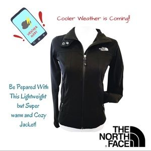 THE NORTH FACE Lightweight Black Jacket